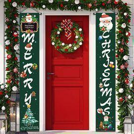 Hanging Christmas Door Decorations