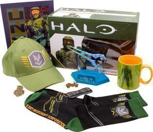 Culture Fly Halo: Infinite Collector Box