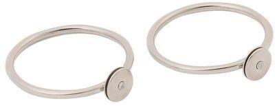 Calvin Klein Women's Precious Rings (Set of 2, Size 6-9)