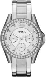 Fossil Women's Riley Stainless Steel 38mm Bracelet Watch