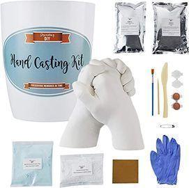 Greener Mindset Hand Casting Kit