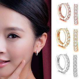 1 Pair Stud Earrings