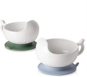 Soup Salad Dessert Pasta Fruit Bowls-Set of 2