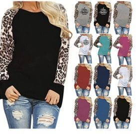 Women's Plus Size  Long Sleeve Shirts