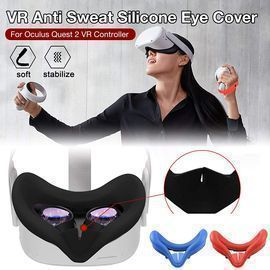 Amazon - 3 PCS VR Face Silicone Covers for Oculus $8.95