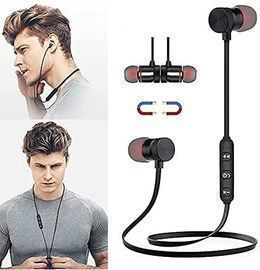 Magnetic Neck-Mounted Bluetooth Headset