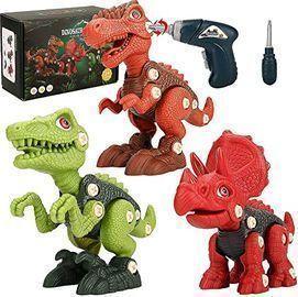 Guffo Toddlern Take Apart Dinosaur Toys