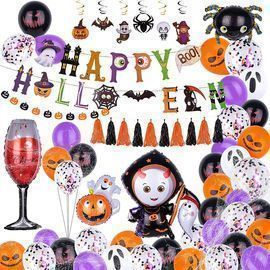 Halloween Balloon Decoration Kit