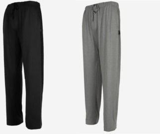 Greg Norman Men's Supersoft Lounge Pants x 2