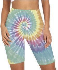 Biker Shorts Gym Workout Yoga Shorts