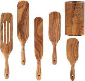 Wood Kitchen Utensils