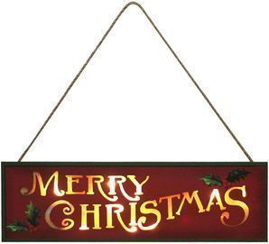 LED Merry Christmas Decorations