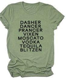 Dasher Dancer T-Shirt