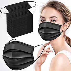 50 Pack Adult Disposable Face Coverings