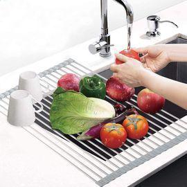 Roll up Dish Drying Rack