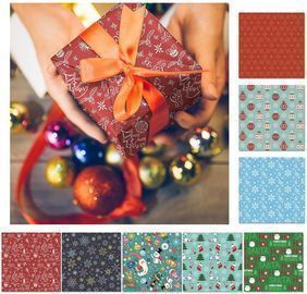 Amazon - Christmas Wrapping Paper $2.99