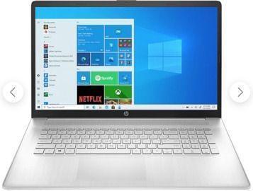 HP 17-cn0175st 17 Laptop w/ Intel Core i5-1135G7 CPU
