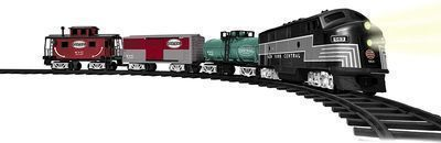 Lionel New York Central Ready-to-Play Battery Powered Model Train Set