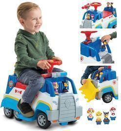 Huffy Nick Jr. PAW Patrol 6 Volt Ride-On Toy Playset