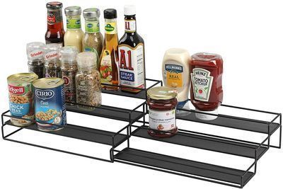 Organizer Spice Racks 3 Tier Expandable