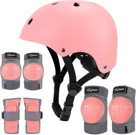 Joncom Kids' Bike Protective Gear Set