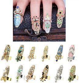 Fingernail Rings