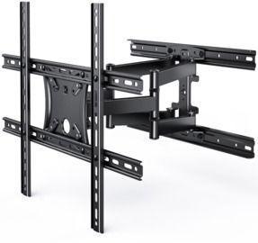 Full Motion TV Wall Mount for 17-55 TVs with Swivel Extension Tilting TV Bracket