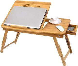 Bamboo Foldable Laptop Desk