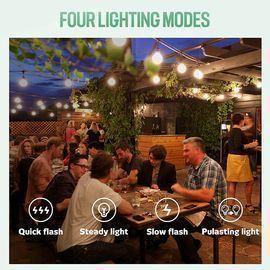 48' Solar String Lights