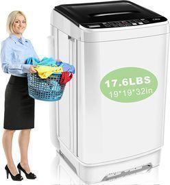 Portable Washing Machine With Drain Pump