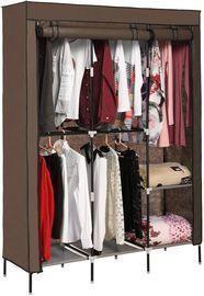 Clothes Closet Portable Wardrobe