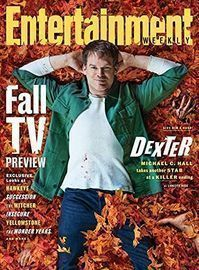 Entertainment Weekly Print Magazine