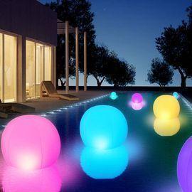2Pack Solar pool lights