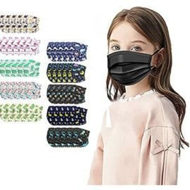Kids Disposable Face Coverings