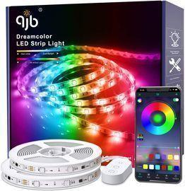 32.8ft Color Changing LED Strip Lights