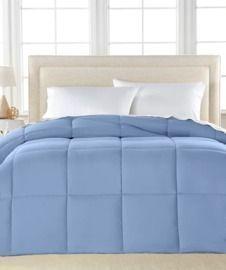 Blue Ridge Royal Luxe Lightweight Down Alternative Comforter