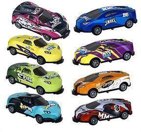 Jumping Stunt Car Toys