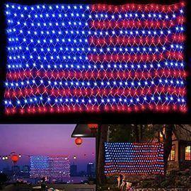Miniao 24V American Flag LED Light