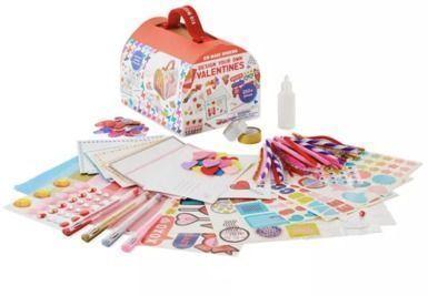 Kid Made Modern Design Your Own Valentines Craft Kit