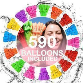 590 Water Balloons