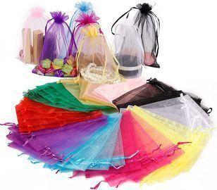 100Pcs Organza Gift Bags