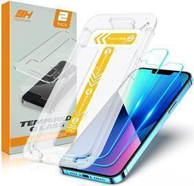 Tempered Glass Screen Protector for iPhone 13/13 Pro