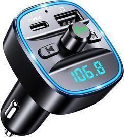 Upgraded Bluetooth Car Adapter