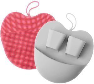 Manual Silicone Facial Cleansing Brush