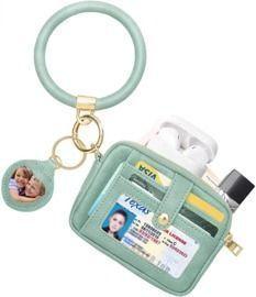 Credit Card Holder Pocket Bracelet