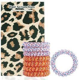 Spiral Hair Coils - 8 Pack