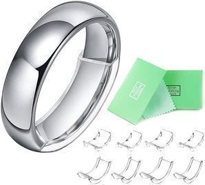 Ring Size Adjuster for Loose Rings