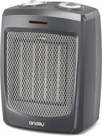 Ceramic Small Space Heater with Thermostat