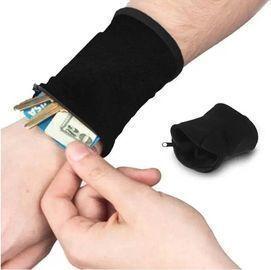 Zipper Wrist Pouch