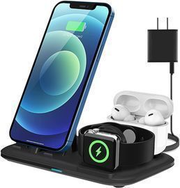 Charging Station 3 in 1